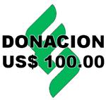 Donacion100